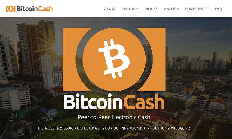 Bitcoin Cash кошелек