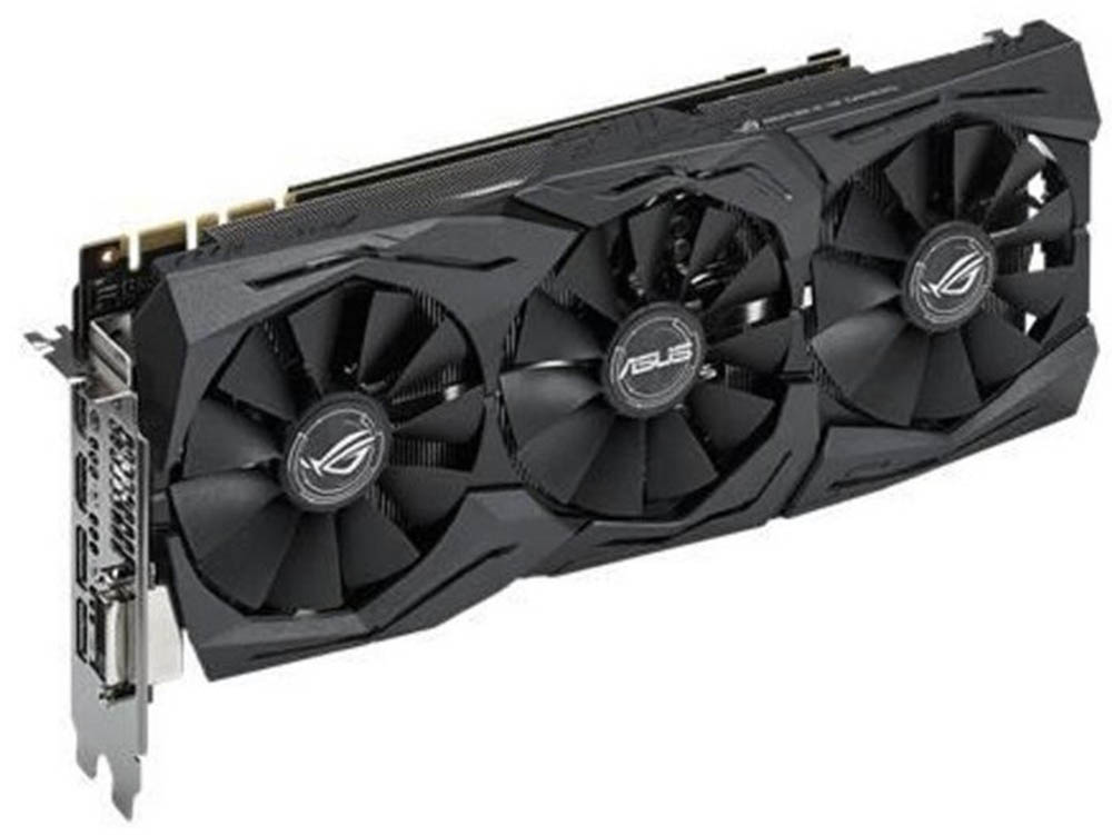 ASUS GeForce GTX1080 STRIX GAMING 8 GB