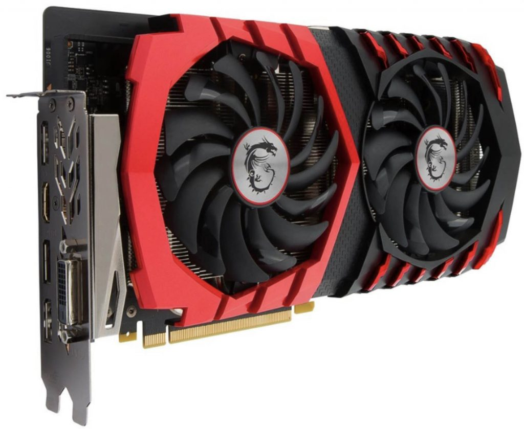 MSI GeForce GTX1060 Gaming 6G