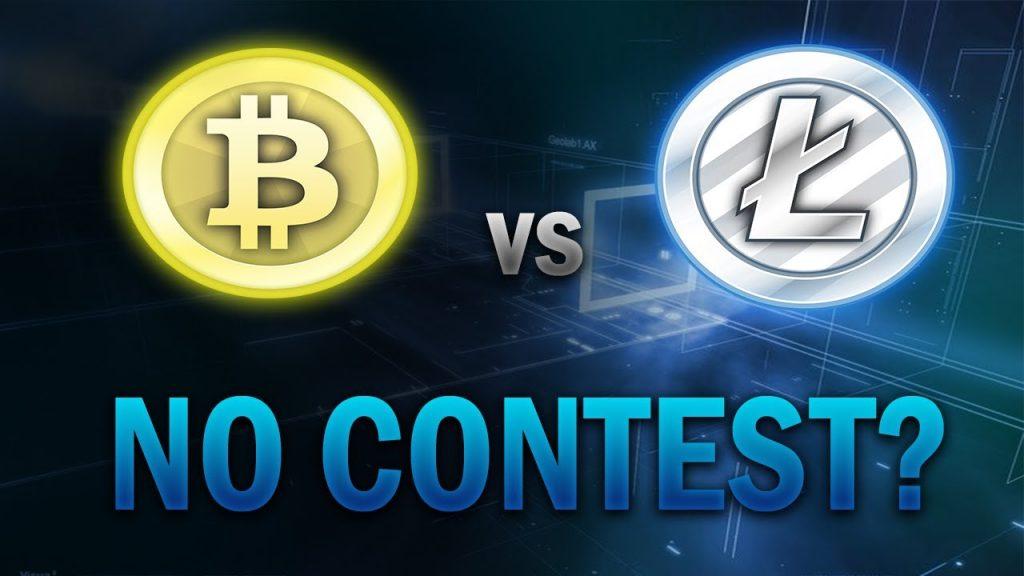 litecoin и bitcoin